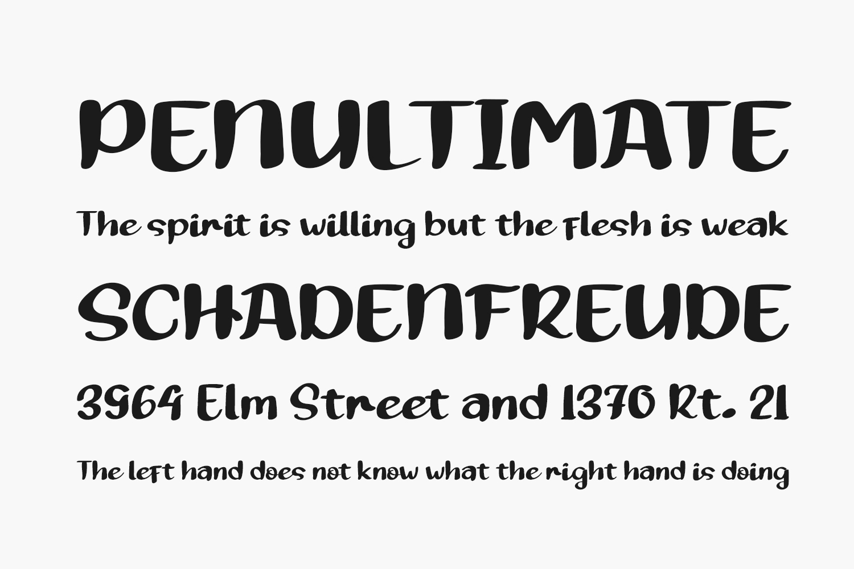 Sweet Dream Free Font