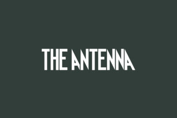 The Antenna Free Font