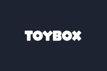 ToyBox Free Font