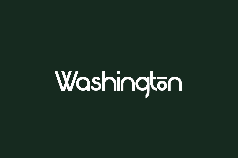 Washington Free Font