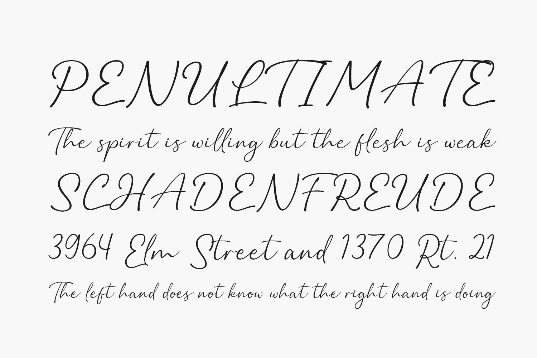 Balista Free Font