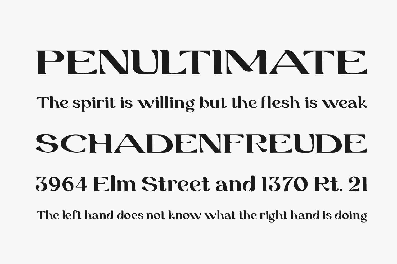Grand Duke Free Font