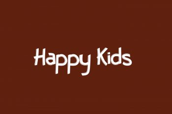 Happy Kids Free Font