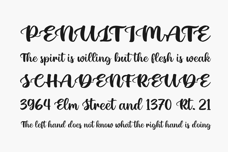 Hello Valentica Free Font
