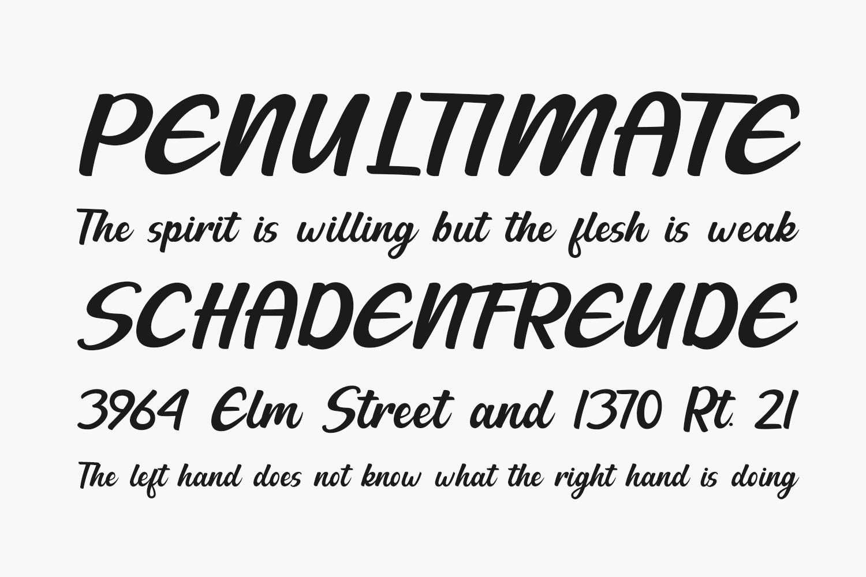 Kahitna Free Font