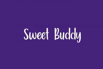 Sweet Buddy Free Font