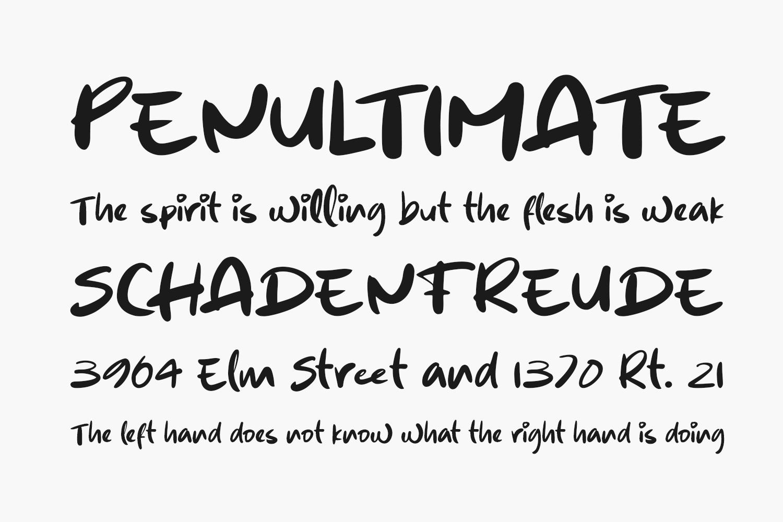 Wamatto Free Font