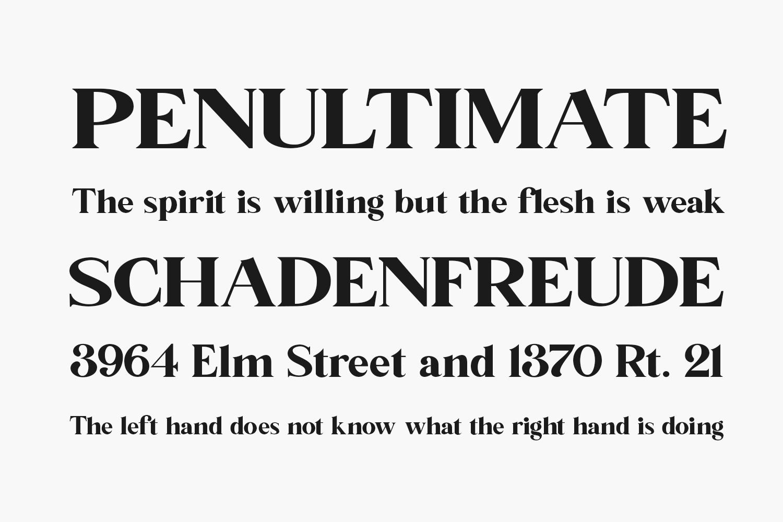 Backslash Free Font