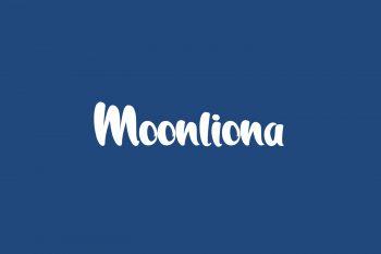 Moonliona Free Font
