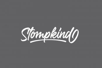 Stompkind Free Font