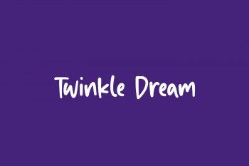 Twinkle Dream Free Font