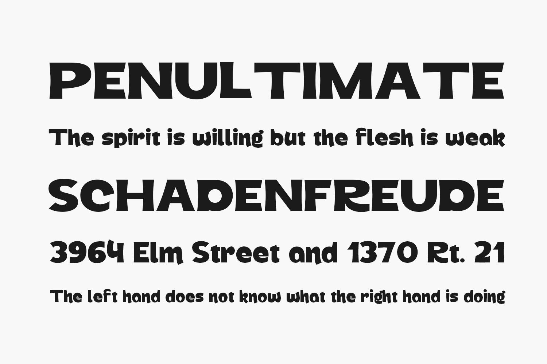 Winear Free Font