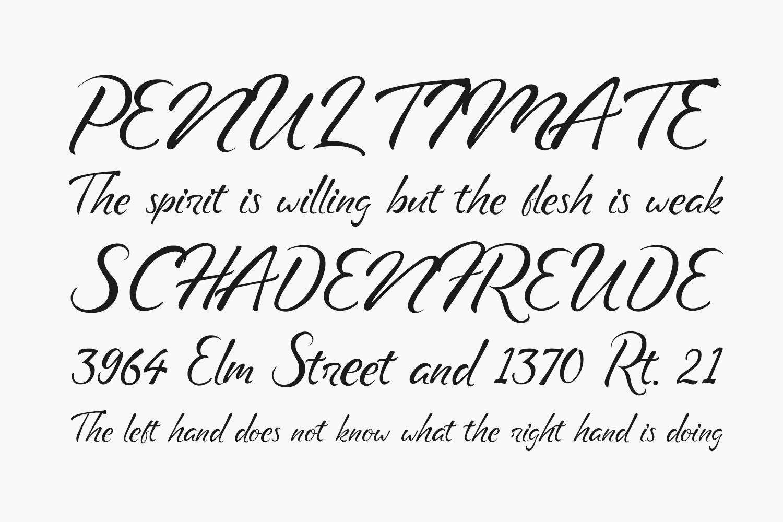 Geng Rimba Free Font