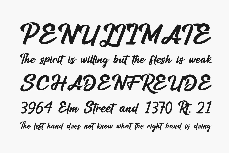 Rosala Free Font