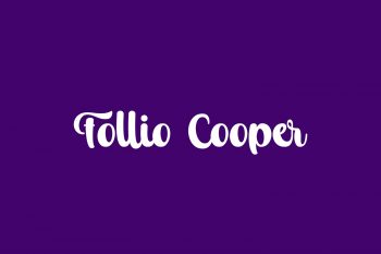 Follio Cooper Free Font