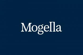 Mogella Free Font