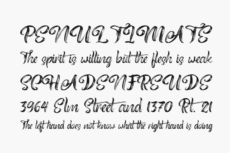 Roasttery Free Font