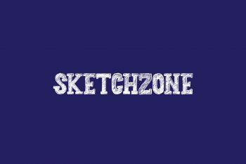 Sketchzone Free Font