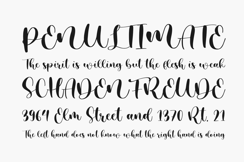 Warmesty Free Font