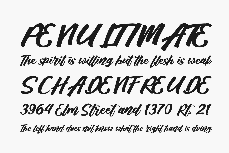 Adhellia Free Font