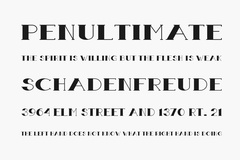 Boldatin Free Font