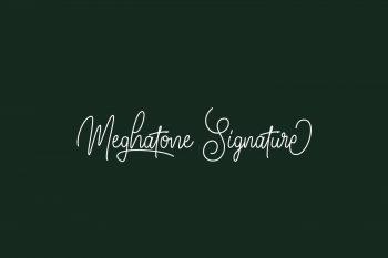 Meghatone Signature