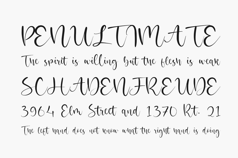 Oriental Dream Free Font