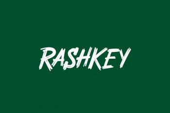 Rashkey Free Font