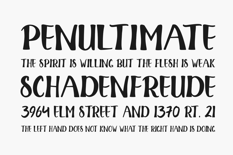 Roseland Free Font