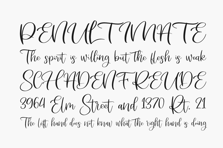 Someday Script Free Font
