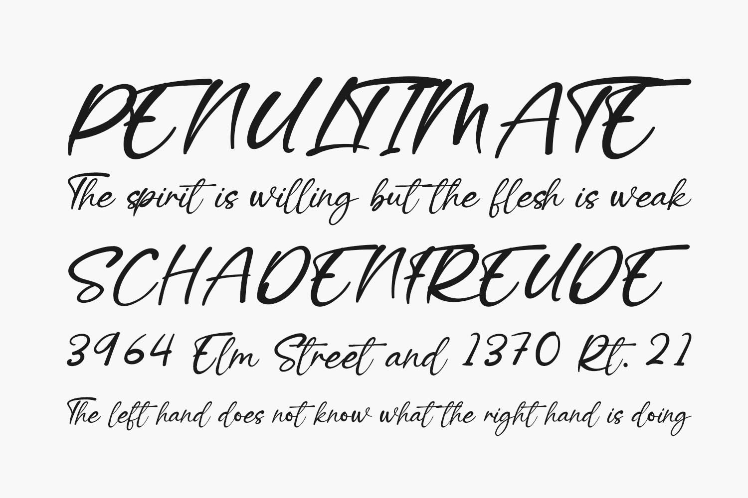Bright Cheerful Free Font