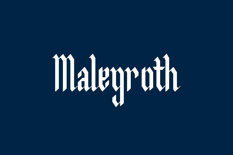 Malegroth Free Fon