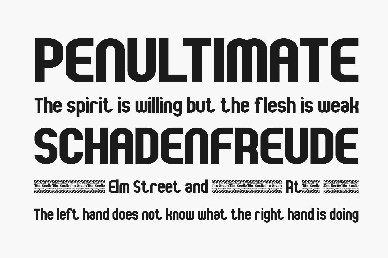 Netraly Free Font