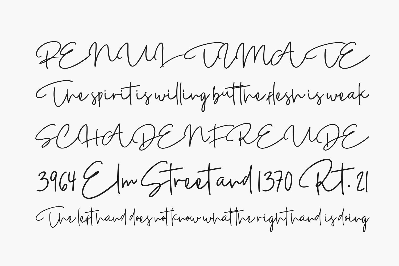 Rochestar Free Font