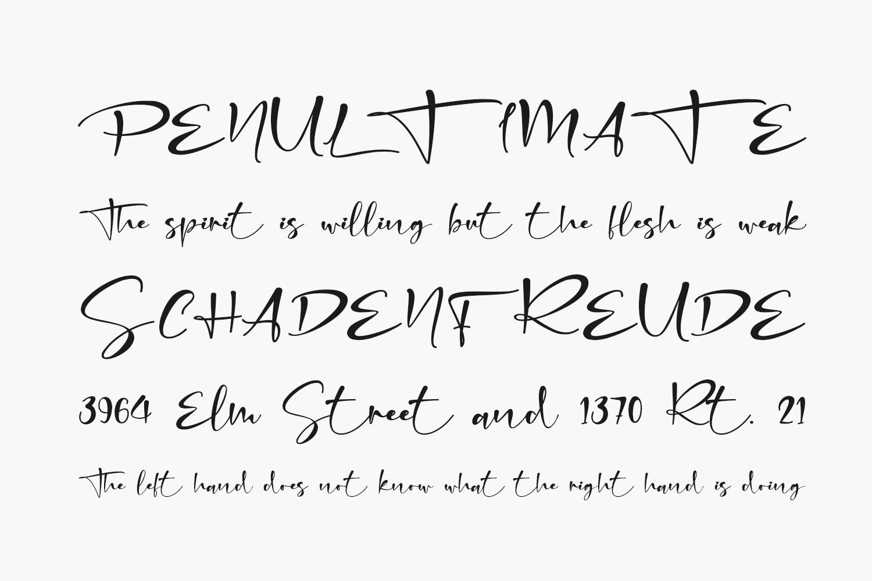 Sabastian Free Font