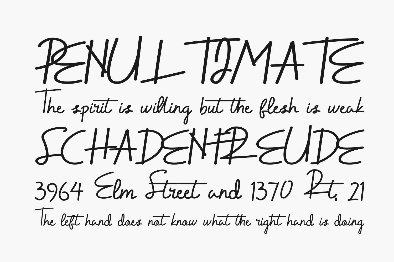 Serendipity Free Font
