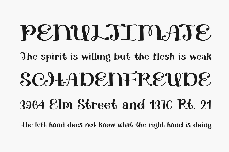 Aerwyna Free Font