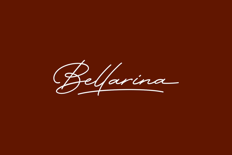 Bellarina Free Font