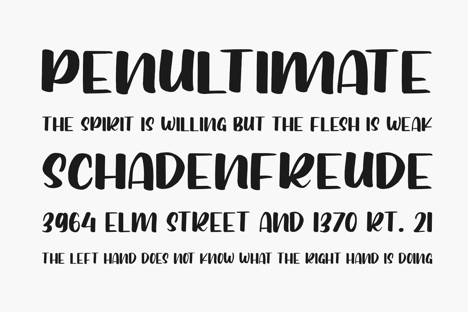 Bunny Baby Free Font