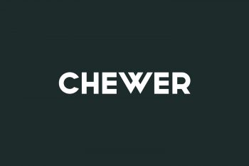 Chewer Free Font