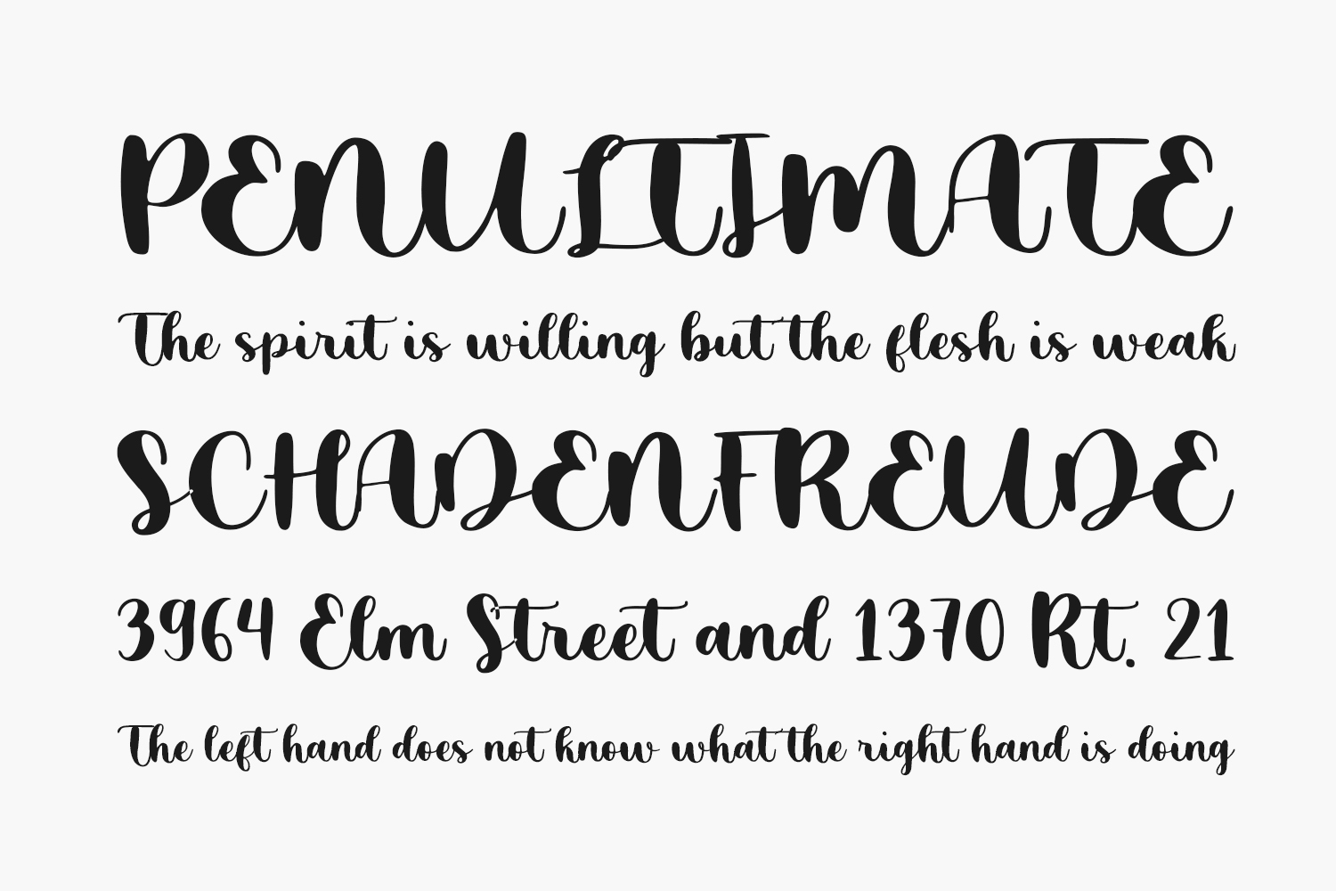 Cold Outside Free Font