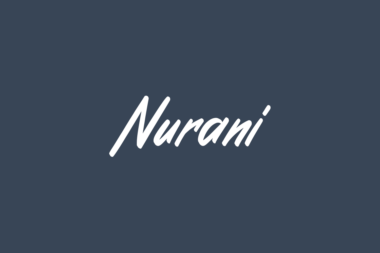 Nurani Free Font
