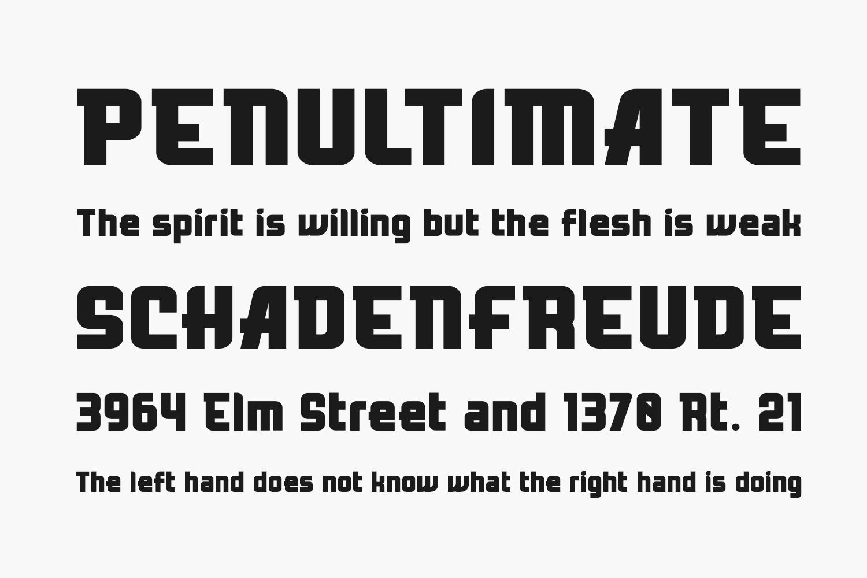 Bellyn Free Font