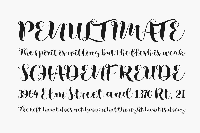 Chris Master Free Font