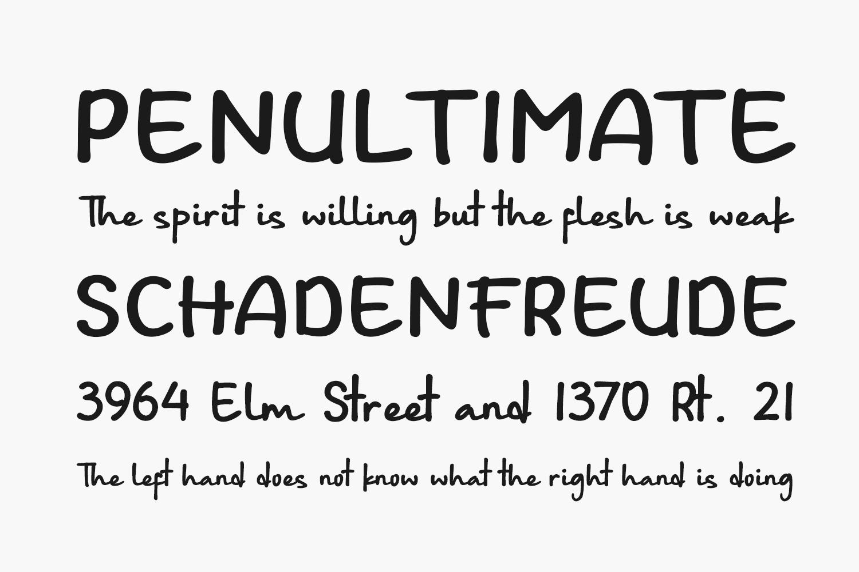 Epiphany Free Font