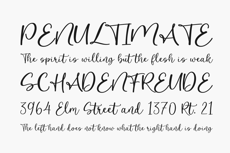Goodest Free Font