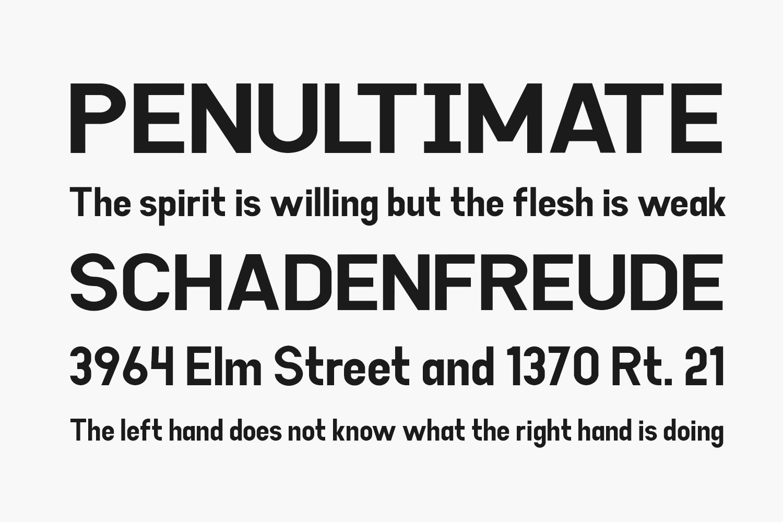 Goodlight Free Font
