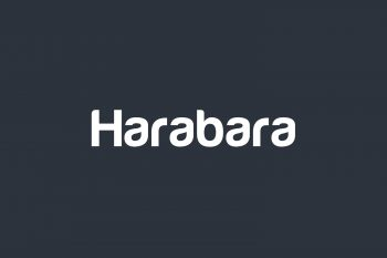 Harabara Free Font