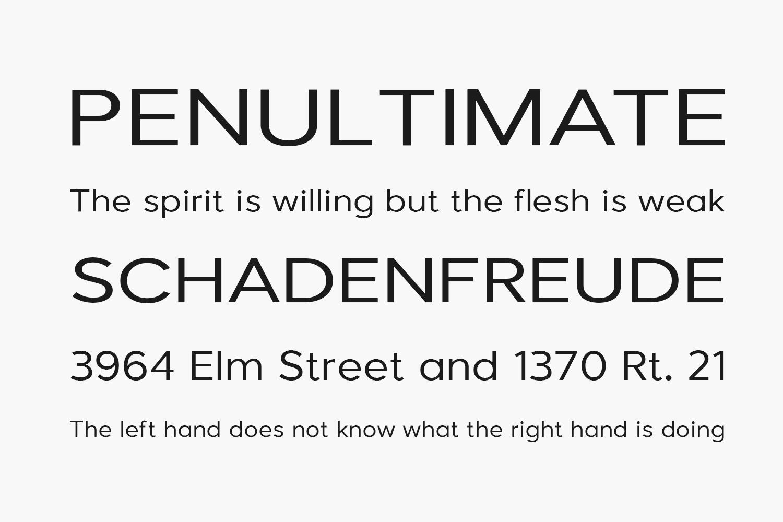 Larke Neue Free Font