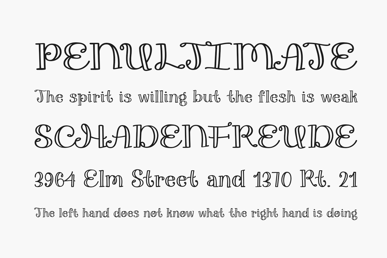 Muirgen Free Font